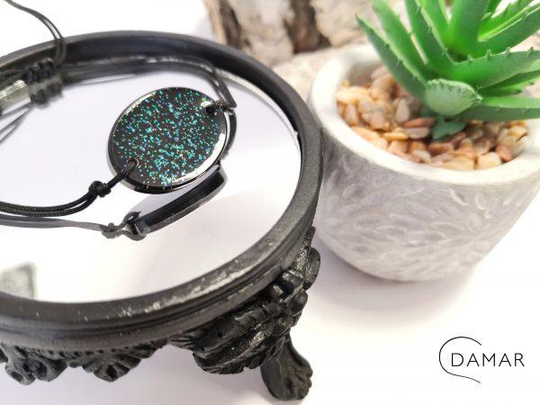 biżuteria bransoletka błyszcząca