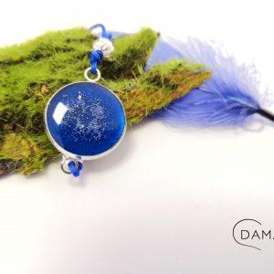 biżuteria-bransoletka-niebieska
