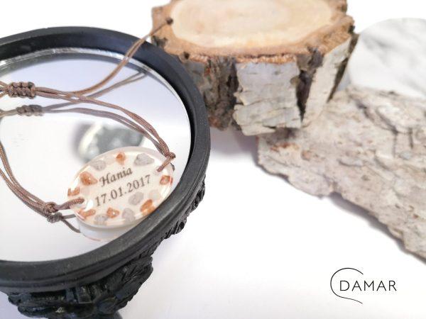 biżuteria bransoletka bransoletka personalizowana