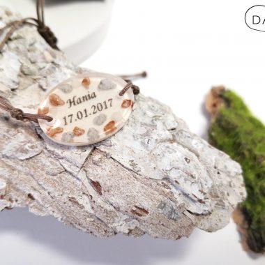 biżuteria bransoletka personalizowana